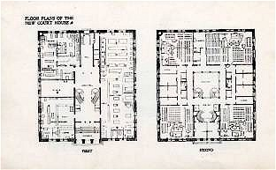 Monroe county ny library system 2thfinders architecture for 125 court street floor plans